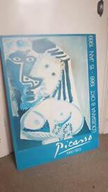 Picasso 1960-1973 Print / Artwork / Mounted Poster