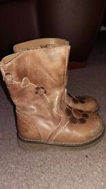 Size 6 next brown boots