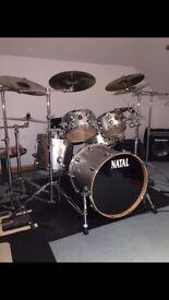Natal originals limited edition drum kit