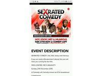 2x Tickets Comedy Show Birmingham