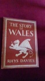 The Story of Wales by Rhys Davies 1947