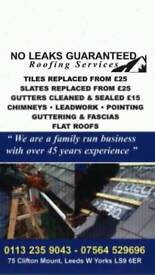 Roofing and building contractor's