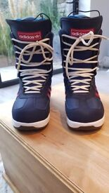 Snowboard Boots Adidas Samba Boots 10.5 UK