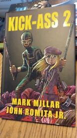 Kick-Ass 2 Hardcover - Mark Millar