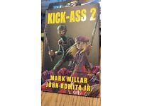 Kick-Ass 2 Hardcover - Mark Millar