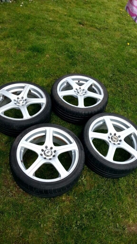 BK Alloy Wheels