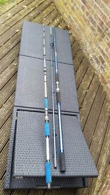 Misc fishing rods