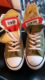 CONVERSE ALL STAR in amazing condition BICOLOR only 14£!!!! size 7