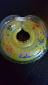 Neck swim ring