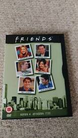 Friends series 4 DVD box set