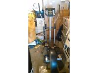 Cross Trainer Fitness machine: Good working order. Pro Form 450 HR