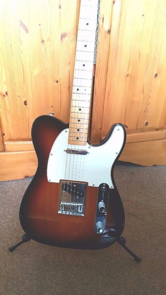 Fender Telecaster Sunburst