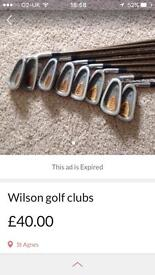 Wilson ultra select right hand