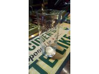 Old Speckled Hen Pint Glasses x 12