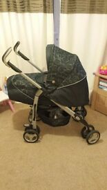 Silver cross 3D pram/pushchair for sale
