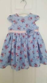 Baby summer dress size 6-9 months