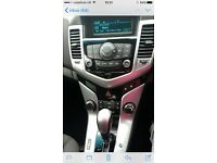 Chevrolet Cruze Automatic like, Vectra, BMW, Audi and Focus etc