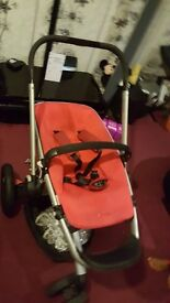 Used Quinny Pushchair