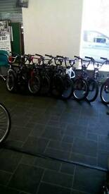 "Bmx Bikes At Bargain Prices, 20"" Wheels, 13"" Frame"