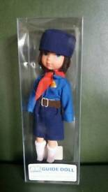 Rare boxed Guide doll