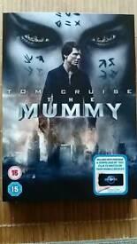 The Mummy. Tom Cruise DVD