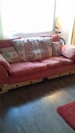 lovely 2 seat sofa