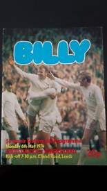 Leeds United - Billy Bremner