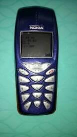 Like new condition Nokia 3510i, unlocked