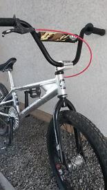 Custom Supercross Evo Pro XL Race BMX Bike