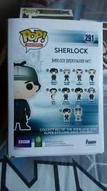 Sherlock Funko Pop (Deerstalker Hat)