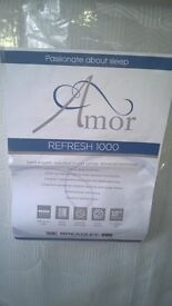 NEW 4FT Quality foam sml double mattress By Amor £90