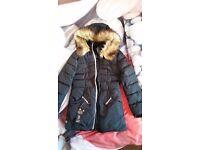 New Winter Jacket size M