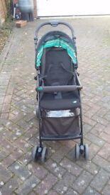 Joie aire lightweight stroller excellent condition