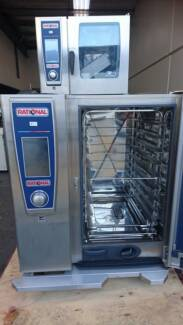 Rational Combi Oven- Double stacked HUGE SAVING $