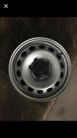 """VW Caddy wheels 16"""""""