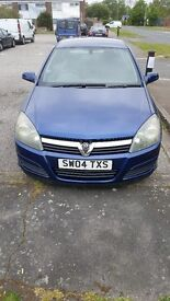 Vauxhall astra h 1.6 2004