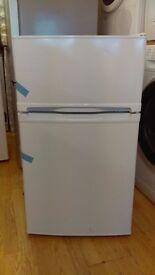 Undercounter 40/60 Fridge Freezer - White slightly marked Ex display