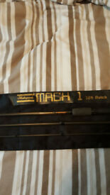 2 fishing rods for sale