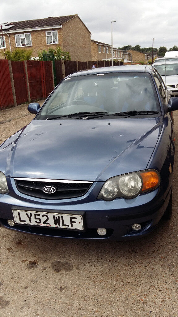 KIA LOW MILEAGE FOR URGENT SALE