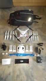 DJI Phantom 3 Advanced Drone / Quadcopter