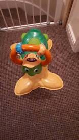 Baby activity bouncy musical toys