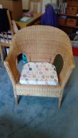 Basket chair