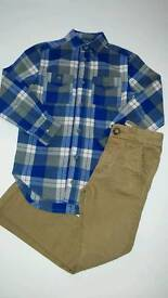 Boy's river island/Next outfit size 4yrs