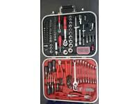 Sealey tool set +tool box and tools NEW