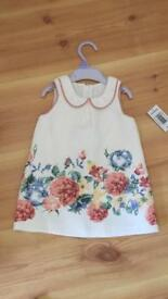 Various baby girl clothes