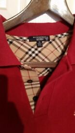 BURBERRY AUTHENTIC ONLY £19!!!! SIZE S