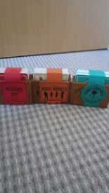 Set of M&S games