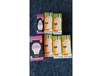 I have 7 energy saving bayonette normal thickness light bulbs