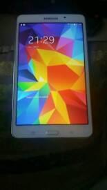 "Samsung Galaxy tab 4 7"" good condition"