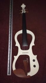 Electric Violin with case